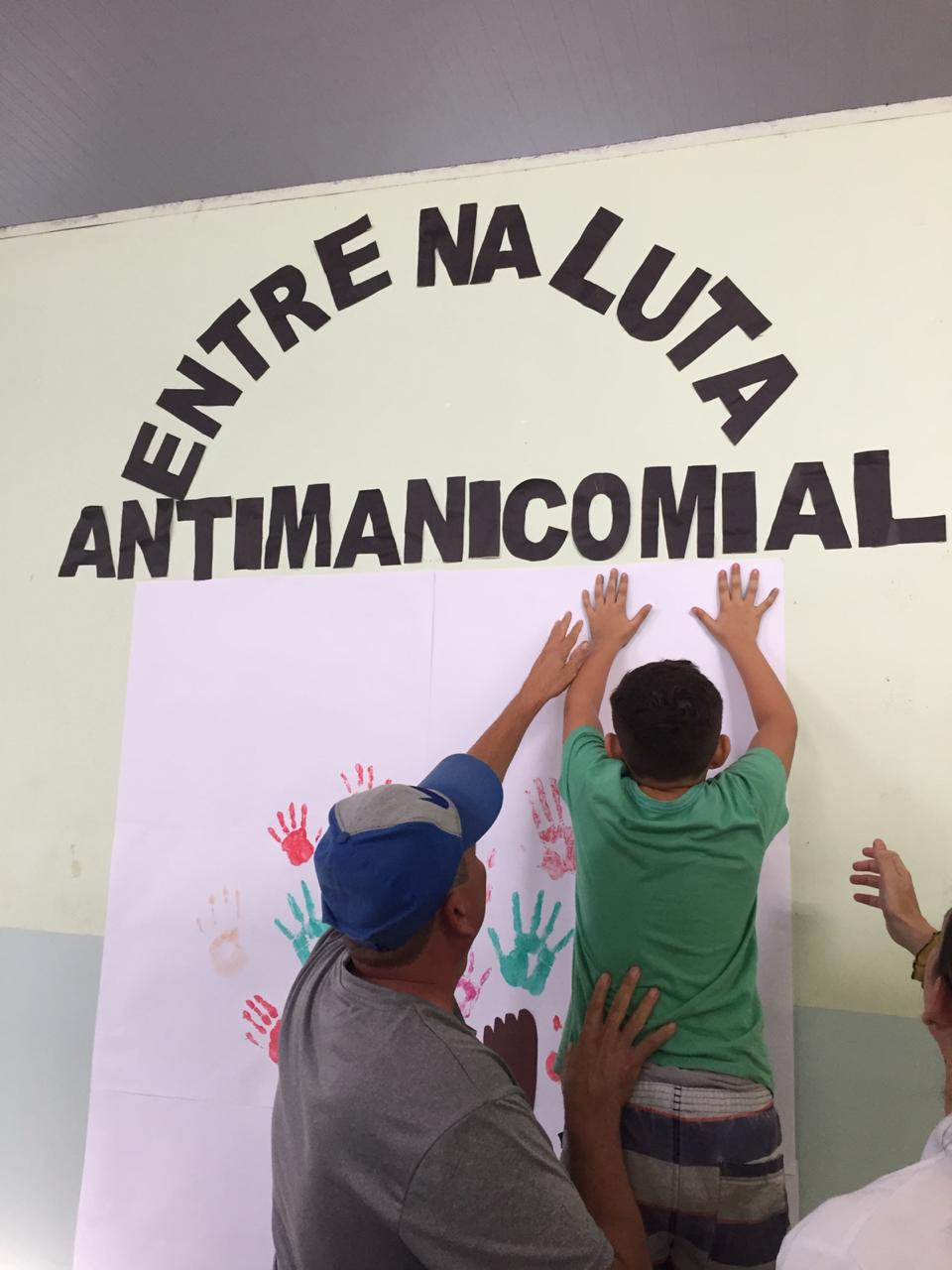 Luta Antimanicomial – 04-05-19